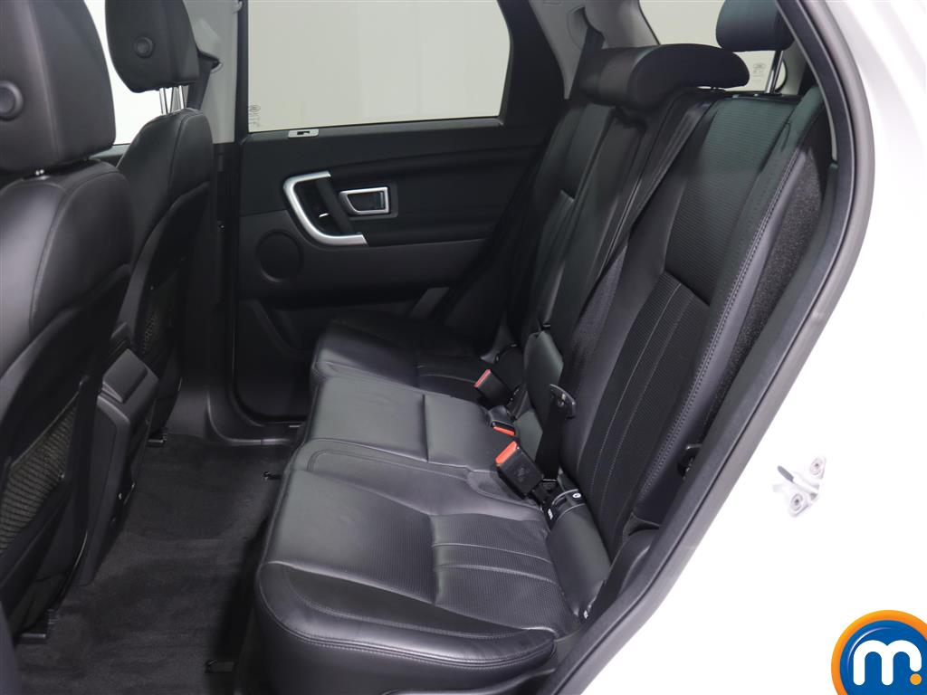 Land Rover Discovery Sport Hse Black Automatic Diesel 4X4 - Stock Number (969829) - 4th supplementary image
