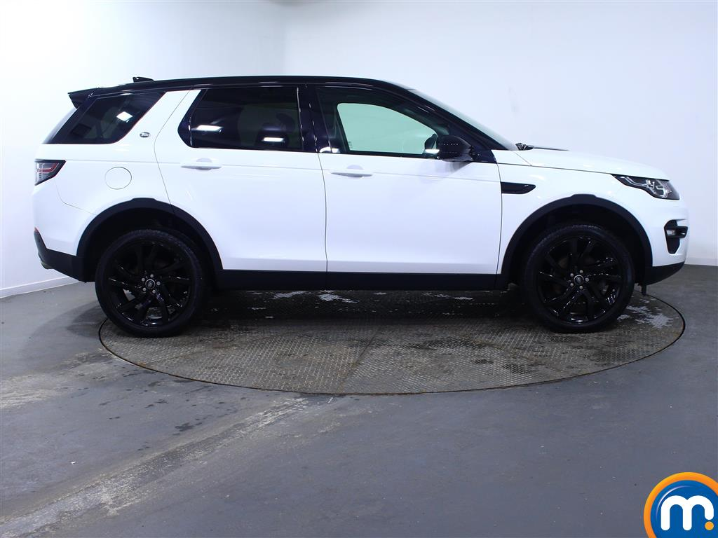 Land Rover Discovery Sport Hse Black Automatic Diesel 4X4 - Stock Number (969829) - Drivers side