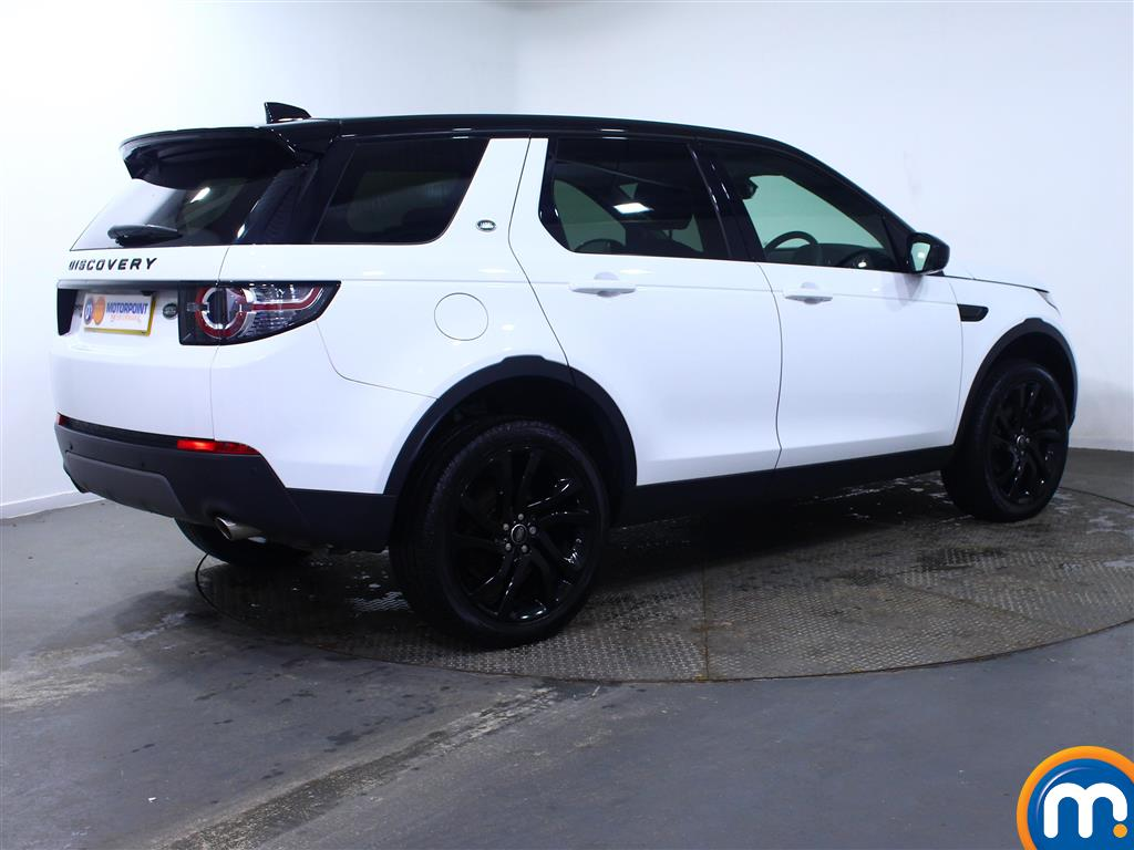Land Rover Discovery Sport Hse Black Automatic Diesel 4X4 - Stock Number (969829) - Drivers side rear corner