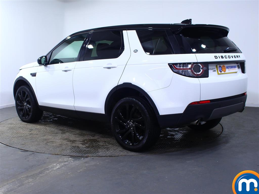 Land Rover Discovery Sport Hse Black Automatic Diesel 4X4 - Stock Number (969829) - Passenger side rear corner