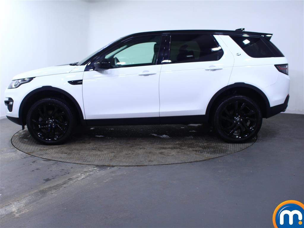 Land Rover Discovery Sport Hse Black Automatic Diesel 4X4 - Stock Number (969829) - Passenger side