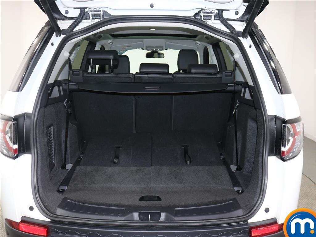 Land Rover Discovery Sport Hse Black Automatic Diesel 4X4 - Stock Number (969829) - 1st supplementary image