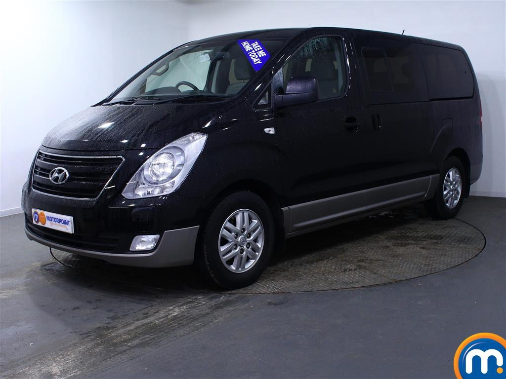 Hyundai I800 SE - Stock Number (959651) - Passenger side front corner