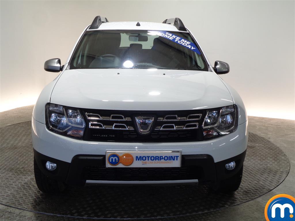 Dacia Duster Nav-Plus Manual Diesel Crossover - Stock Number (962298) - Front bumper