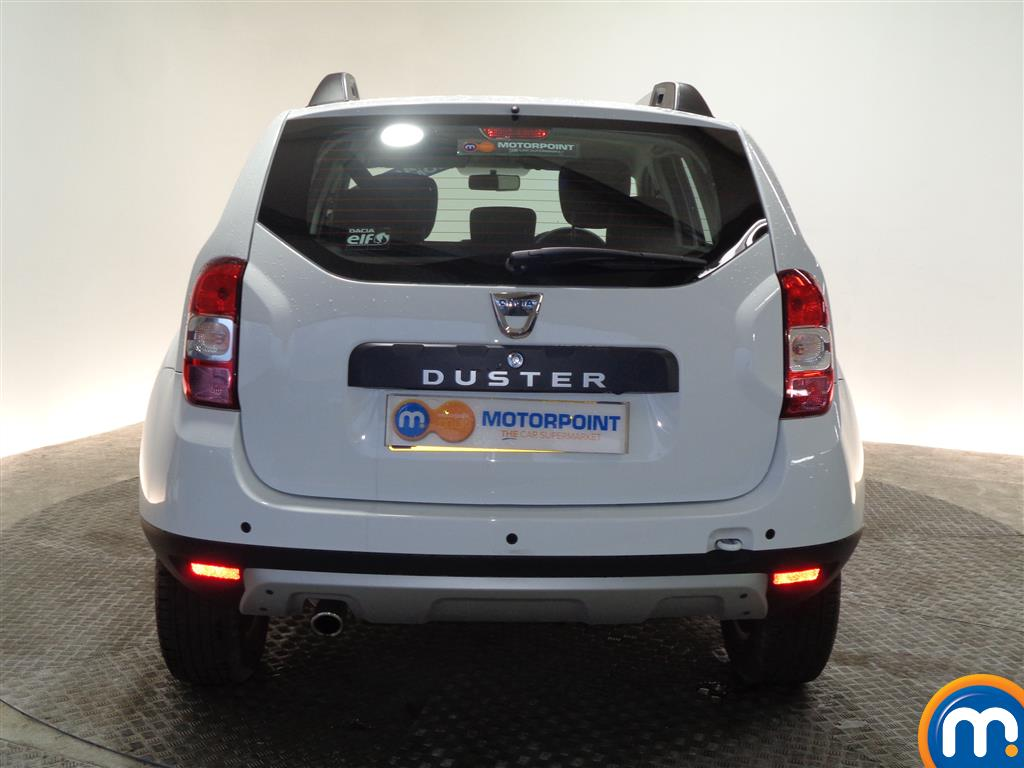 Dacia Duster Nav-Plus Manual Diesel Crossover - Stock Number (962298) - Rear bumper