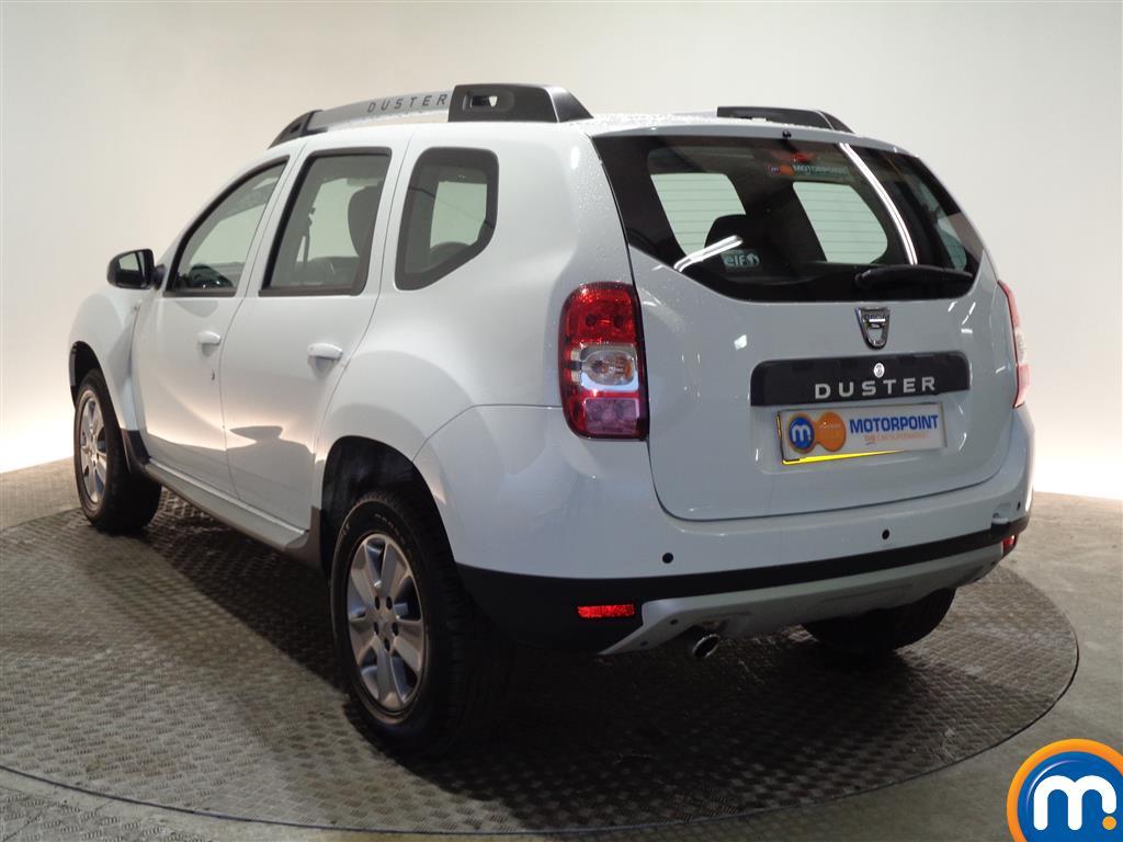 Dacia Duster Nav-Plus Manual Diesel Crossover - Stock Number (962298) - Passenger side rear corner