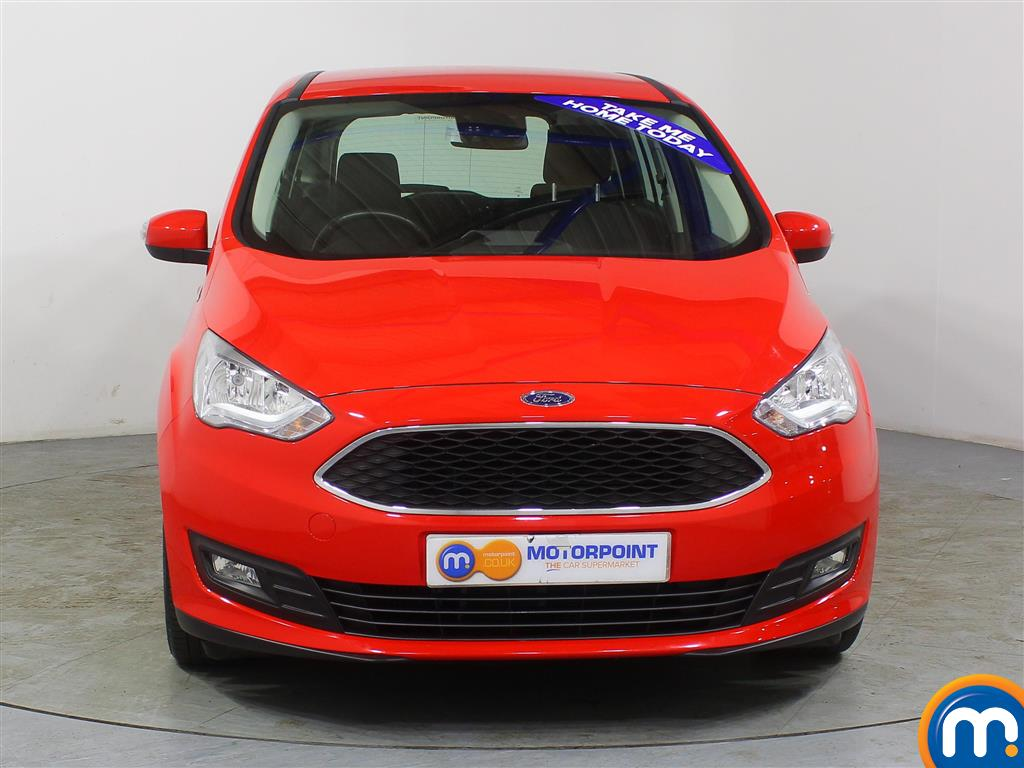 Ford Grand C-Max Zetec Manual Diesel People Carrier - Stock Number (966968) - Front bumper