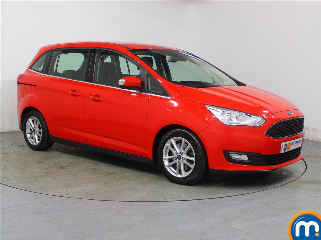 Ford Grand C-Max Zetec Manual Diesel People Carrier - Stock Number (966968) - Drivers side front corner