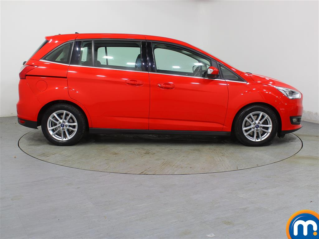 Ford Grand C-Max Zetec Manual Diesel People Carrier - Stock Number (966968) - Drivers side