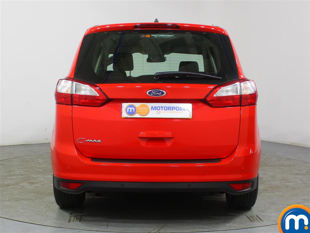 Ford Grand C-Max Zetec Manual Diesel People Carrier - Stock Number (966968) - Rear bumper