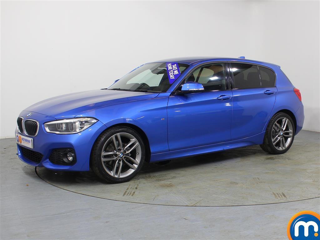 BMW 1 Series M Sport - Stock Number (957352) - Passenger side front corner