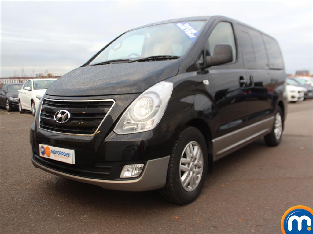 Hyundai I800 SE Nav - Stock Number (959658) - Passenger side front corner