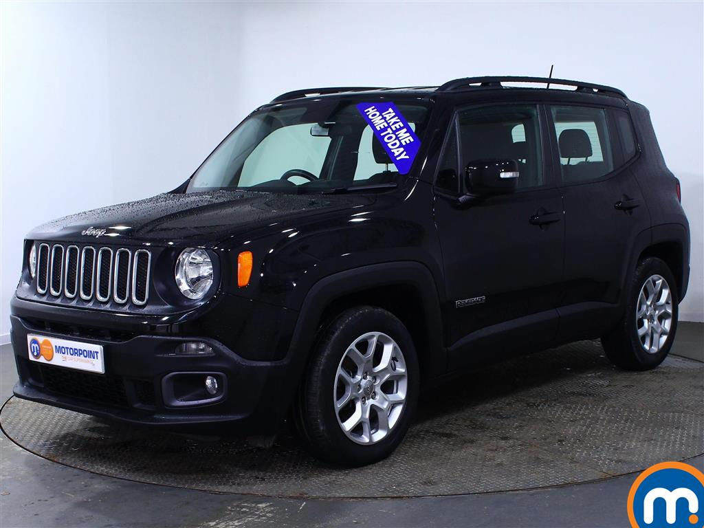 Jeep Renegade Longitude Manual Diesel Crossover - Stock Number (965315) - Passenger side front corner