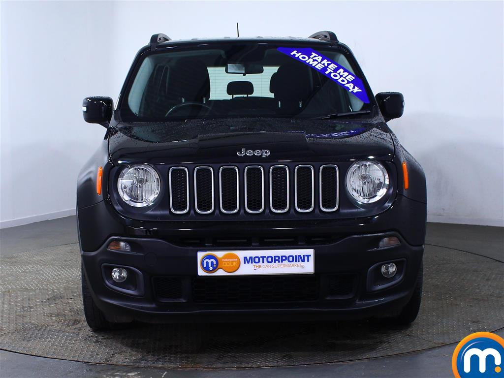 Jeep Renegade Longitude Manual Diesel Crossover - Stock Number (965315) - Front bumper