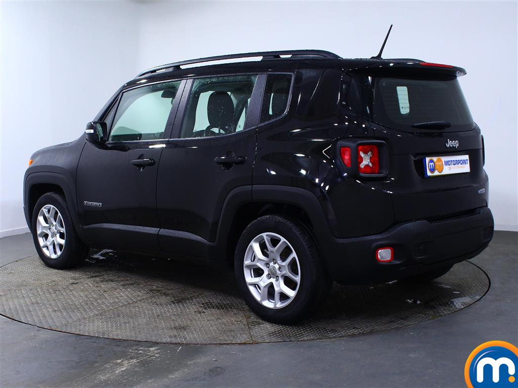 Jeep Renegade Longitude Manual Diesel Crossover - Stock Number (965315) - Passenger side rear corner