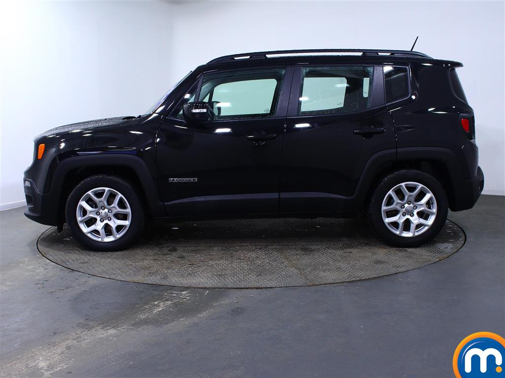Jeep Renegade Longitude Manual Diesel Crossover - Stock Number (965315) - Passenger side