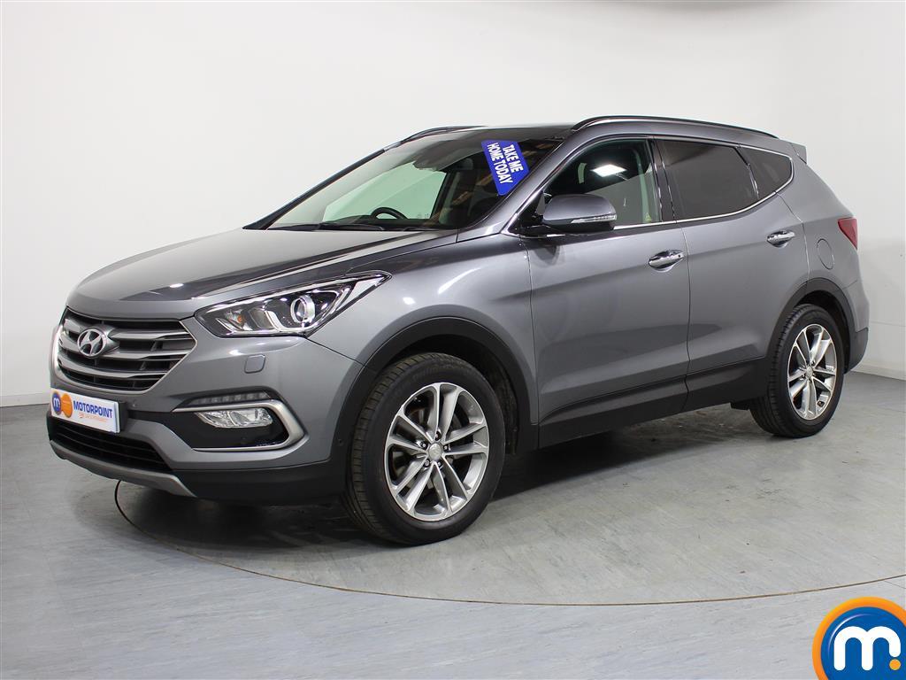 Hyundai Santa Fe Premium SE - Stock Number (967208) - Passenger side front corner