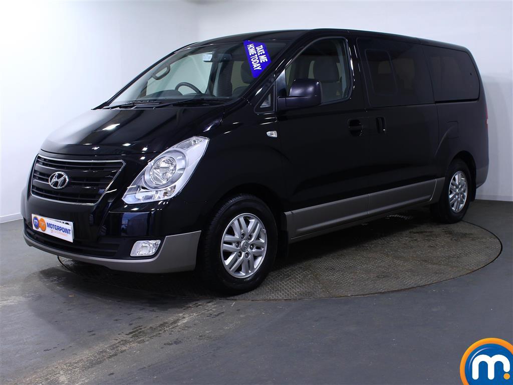 Hyundai I800 SE Nav - Stock Number (967475) - Passenger side front corner
