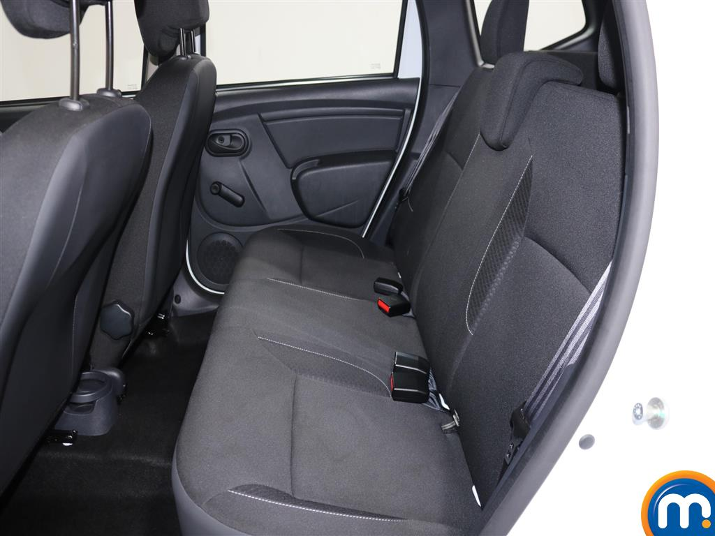 Dacia Duster AIR Manual Petrol Crossover - Stock Number (967337) - 4th supplementary image