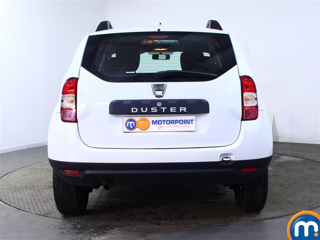 Dacia Duster AIR Manual Petrol Crossover - Stock Number (967337) - Rear bumper