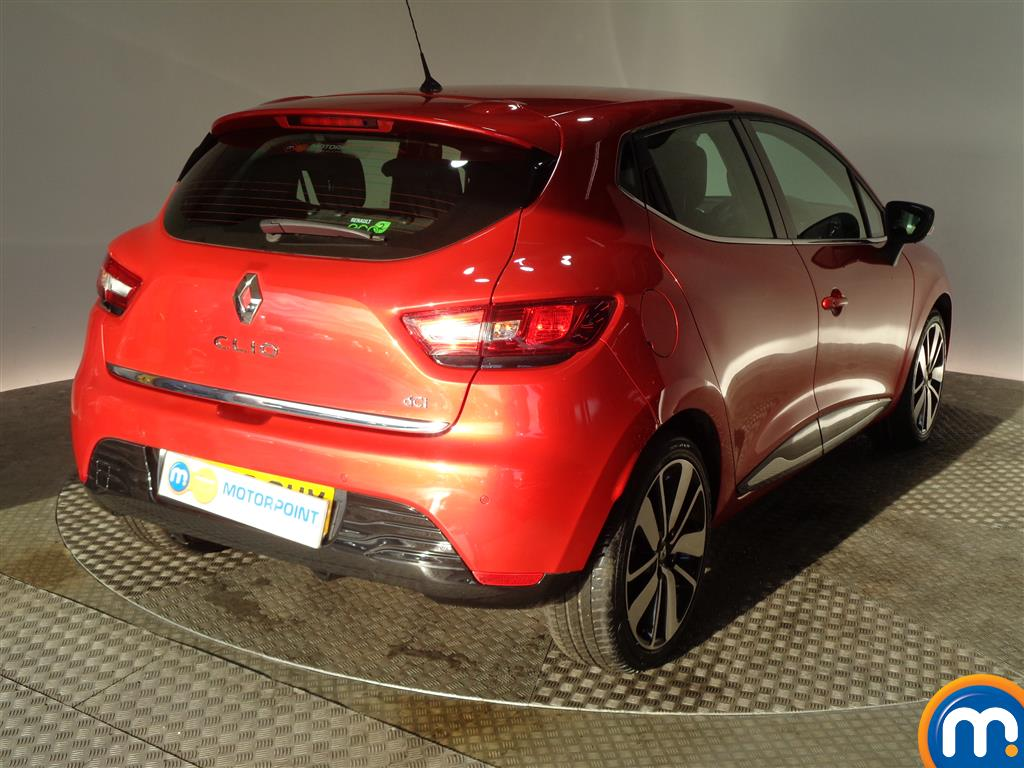 Renault Clio Dynamique S Nav Automatic Diesel Hatchback - Stock Number (965977) - Drivers side rear corner