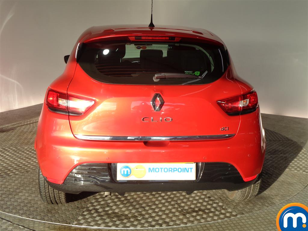 Renault Clio Dynamique S Nav Automatic Diesel Hatchback - Stock Number (965977) - Rear bumper