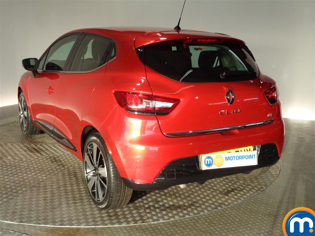 Renault Clio Dynamique S Nav Automatic Diesel Hatchback - Stock Number (965977) - Passenger side rear corner