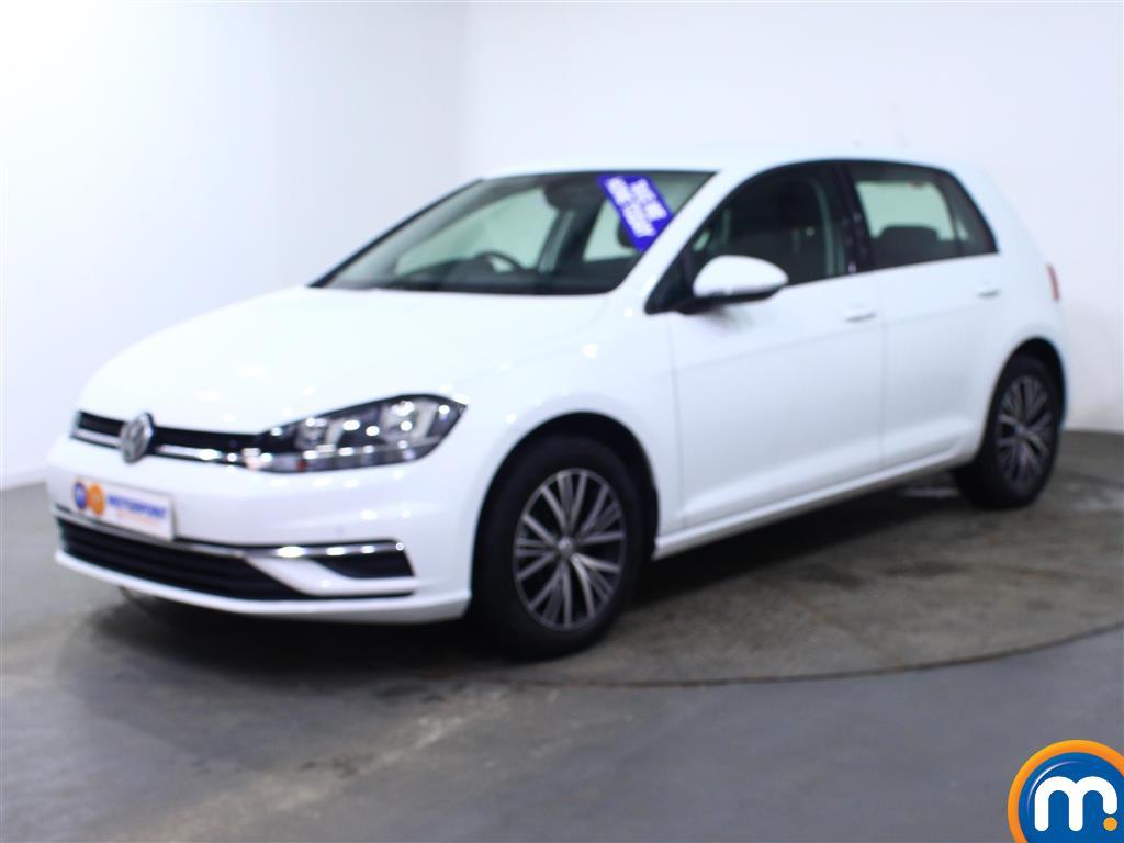 Volkswagen Golf SE Manual Petrol Hatchback - Stock Number (957836) - Passenger side front corner