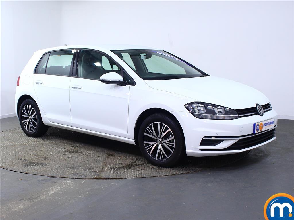 Volkswagen Golf SE Manual Petrol Hatchback - Stock Number (957836) - Drivers side front corner