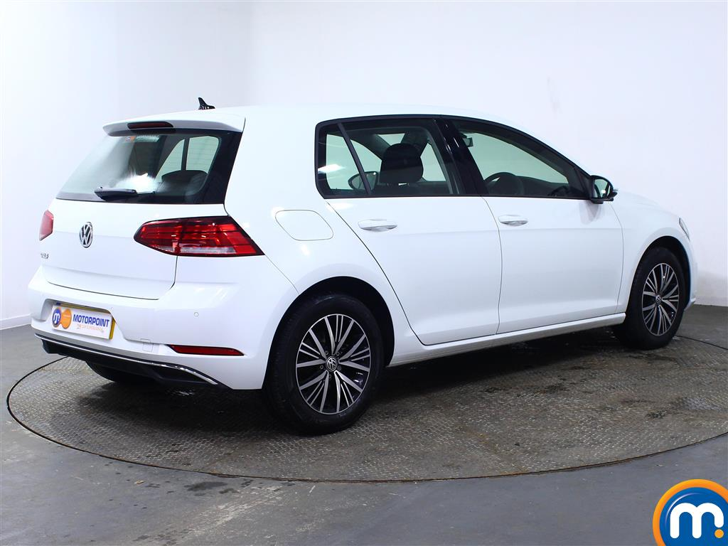 Volkswagen Golf SE Manual Petrol Hatchback - Stock Number (957836) - Drivers side rear corner