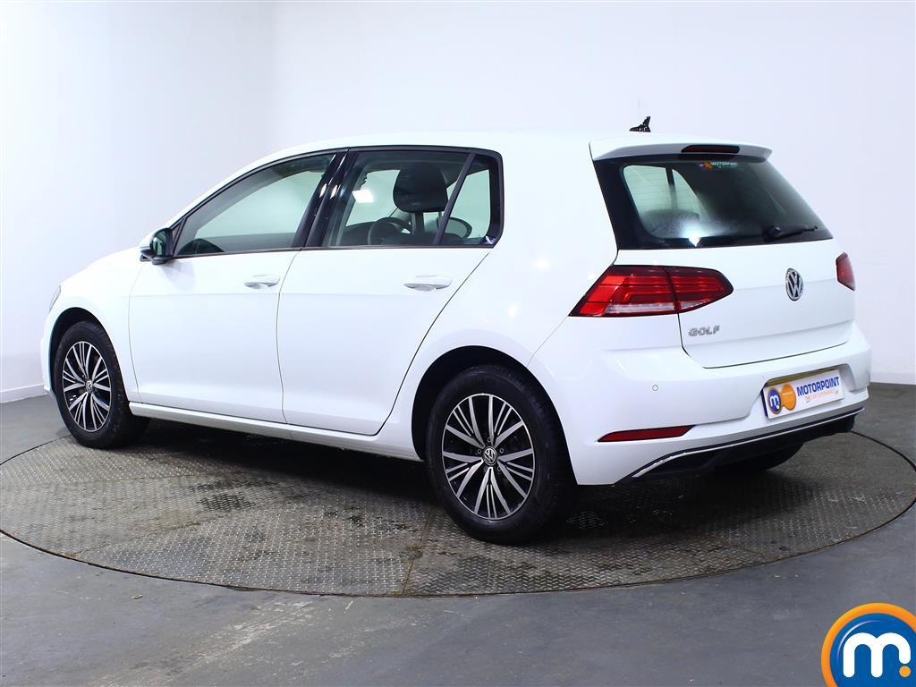 Volkswagen Golf SE Manual Petrol Hatchback - Stock Number (957836) - Passenger side rear corner