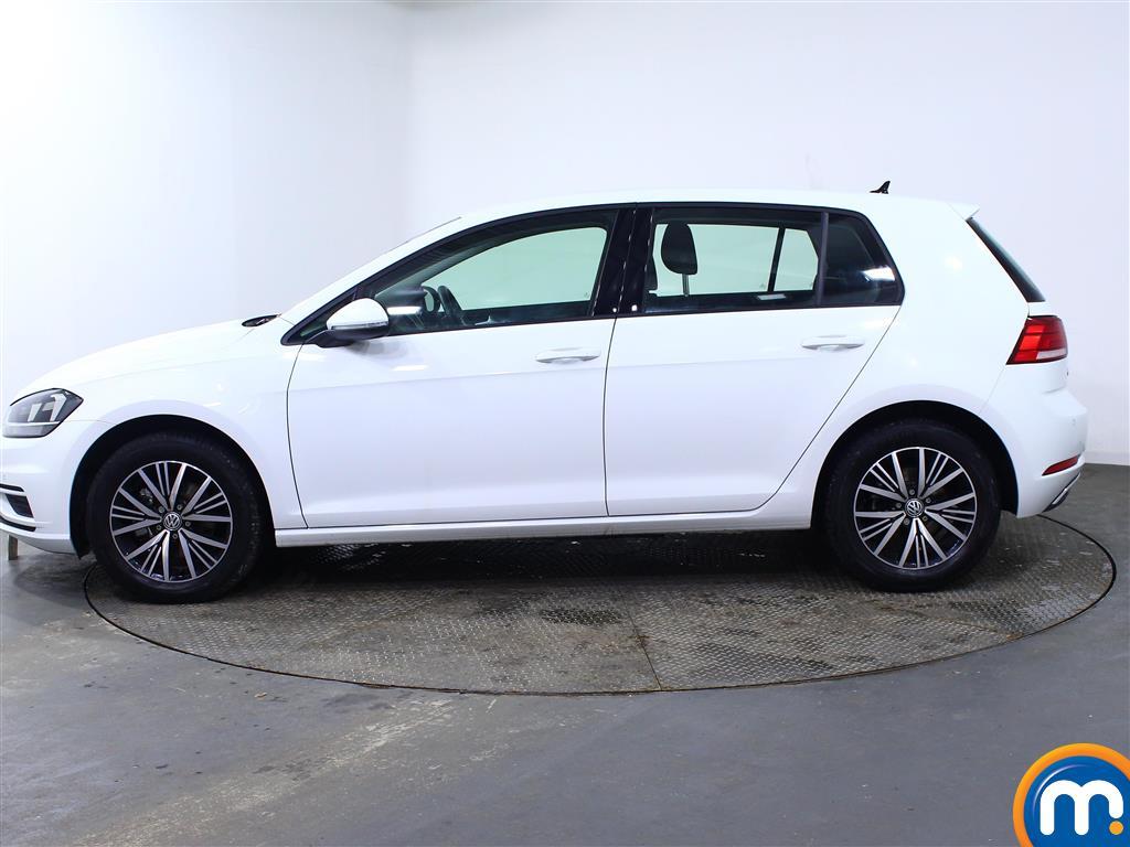 Volkswagen Golf SE Manual Petrol Hatchback - Stock Number (957836) - Passenger side