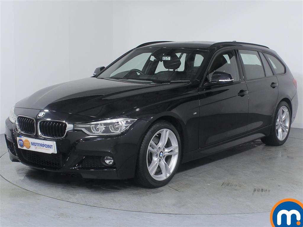 BMW 3 Series M Sport - Stock Number (966641) - Passenger side front corner