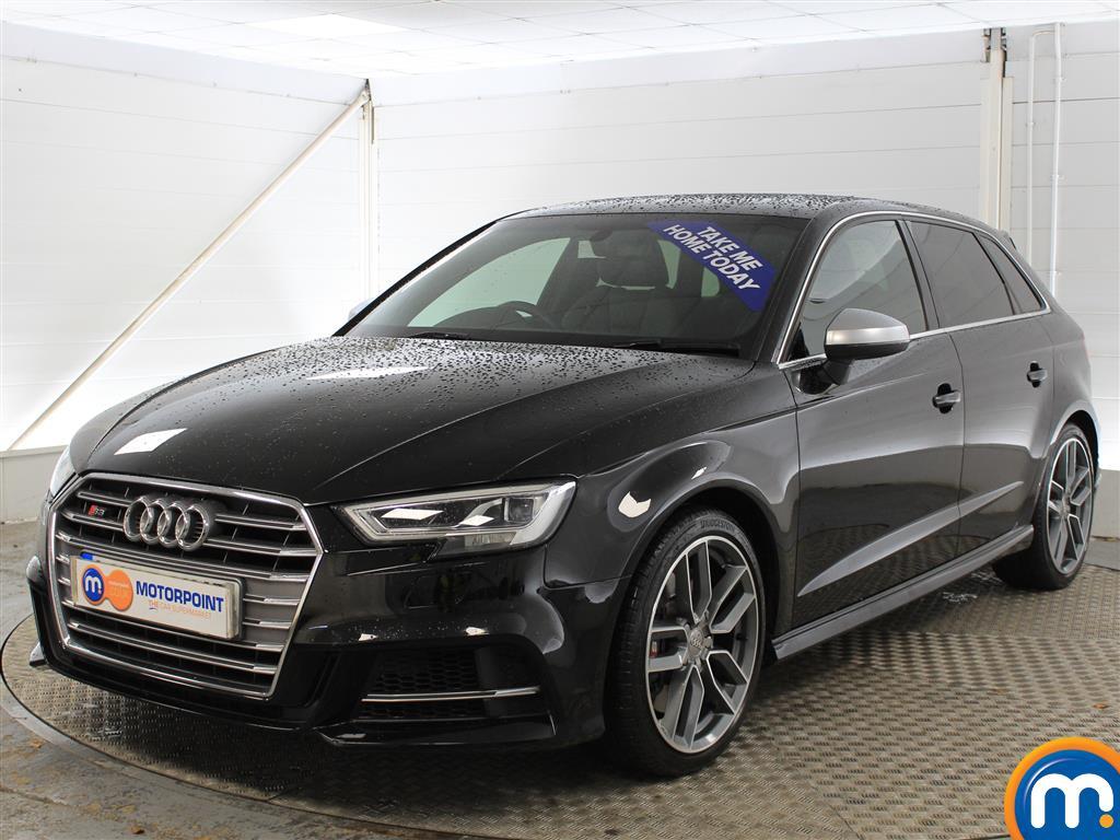Audi A3 S3 - Stock Number (969235) - Passenger side front corner
