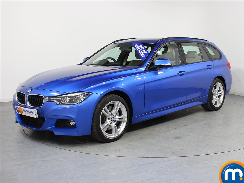 BMW 3 Series M Sport - Stock Number (969835) - Passenger side front corner