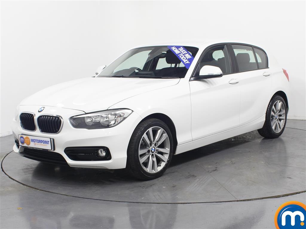 BMW 1 Series Sport - Stock Number (959914) - Passenger side front corner