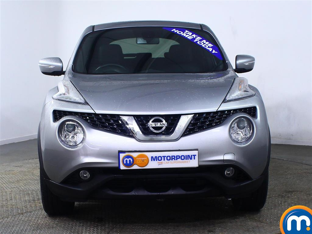 Nissan Juke N-Connecta Automatic Petrol Hatchback - Stock Number (969269) - Front bumper