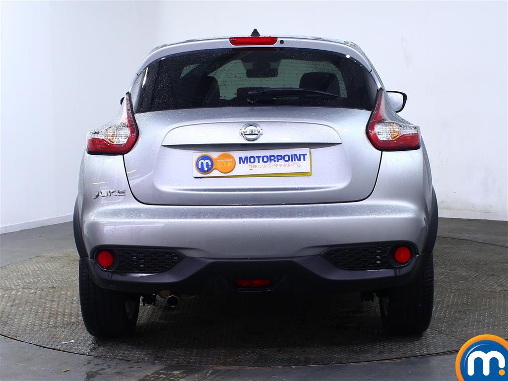 Nissan Juke N-Connecta Automatic Petrol Hatchback - Stock Number (969269) - Rear bumper