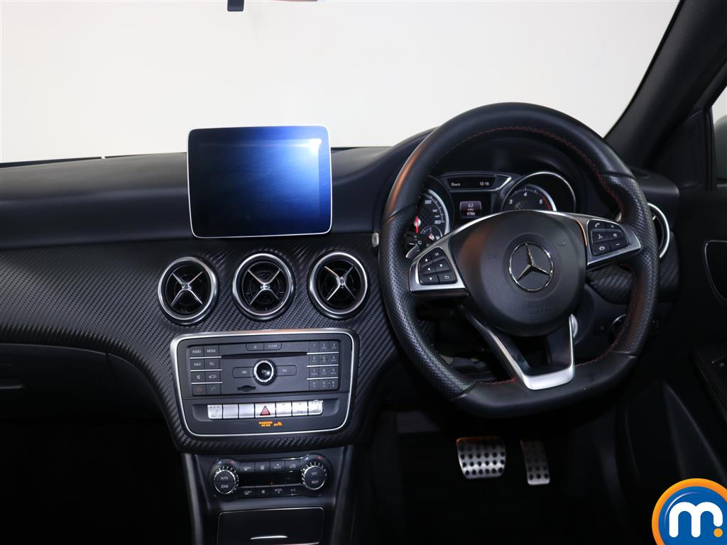 Mercedes-Benz A Class Amg Line Automatic Diesel Hatchback - Stock Number (968975) - 2nd supplementary image