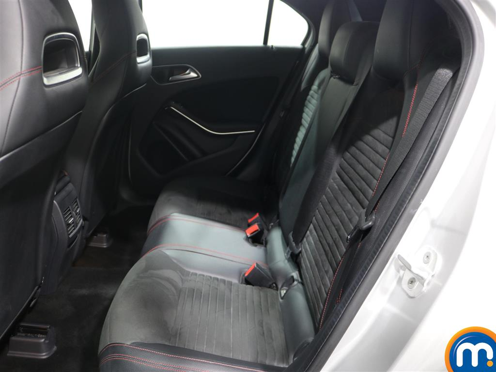 Mercedes-Benz A Class Amg Line Automatic Diesel Hatchback - Stock Number (968975) - 4th supplementary image