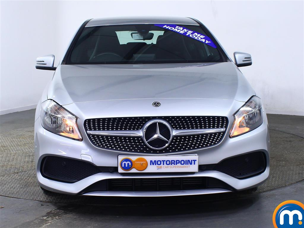 Mercedes-Benz A Class Amg Line Automatic Diesel Hatchback - Stock Number (968975) - Front bumper
