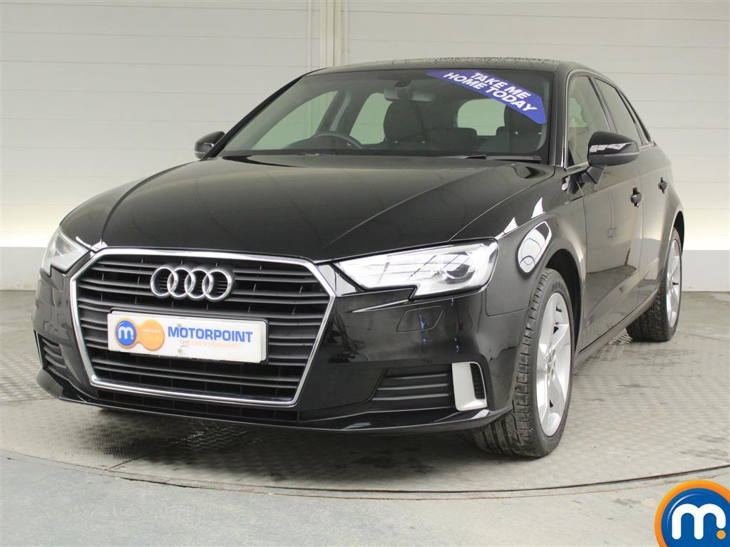 Audi A3 Sport - Stock Number (962419) - Passenger side front corner