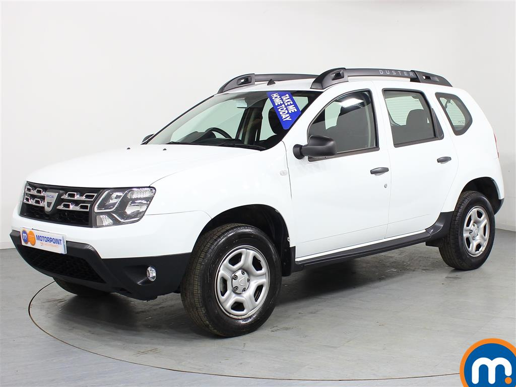 Dacia Duster Air - Stock Number (967348) - Passenger side front corner