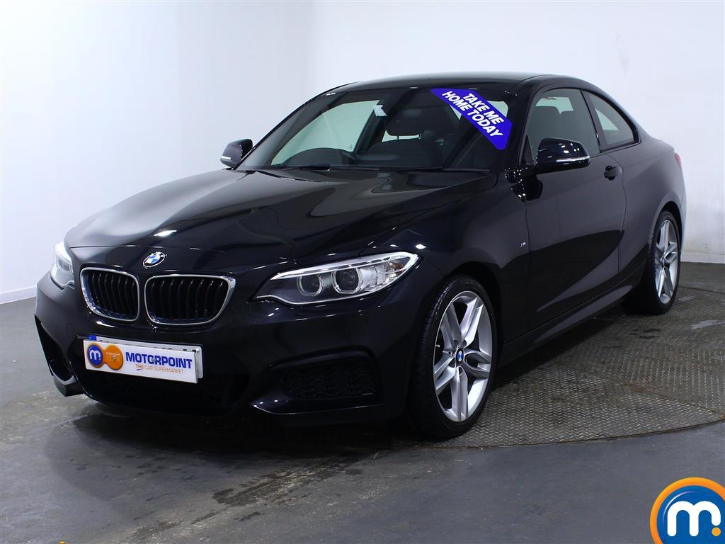 BMW 2 Series M Sport - Stock Number (970367) - Passenger side front corner