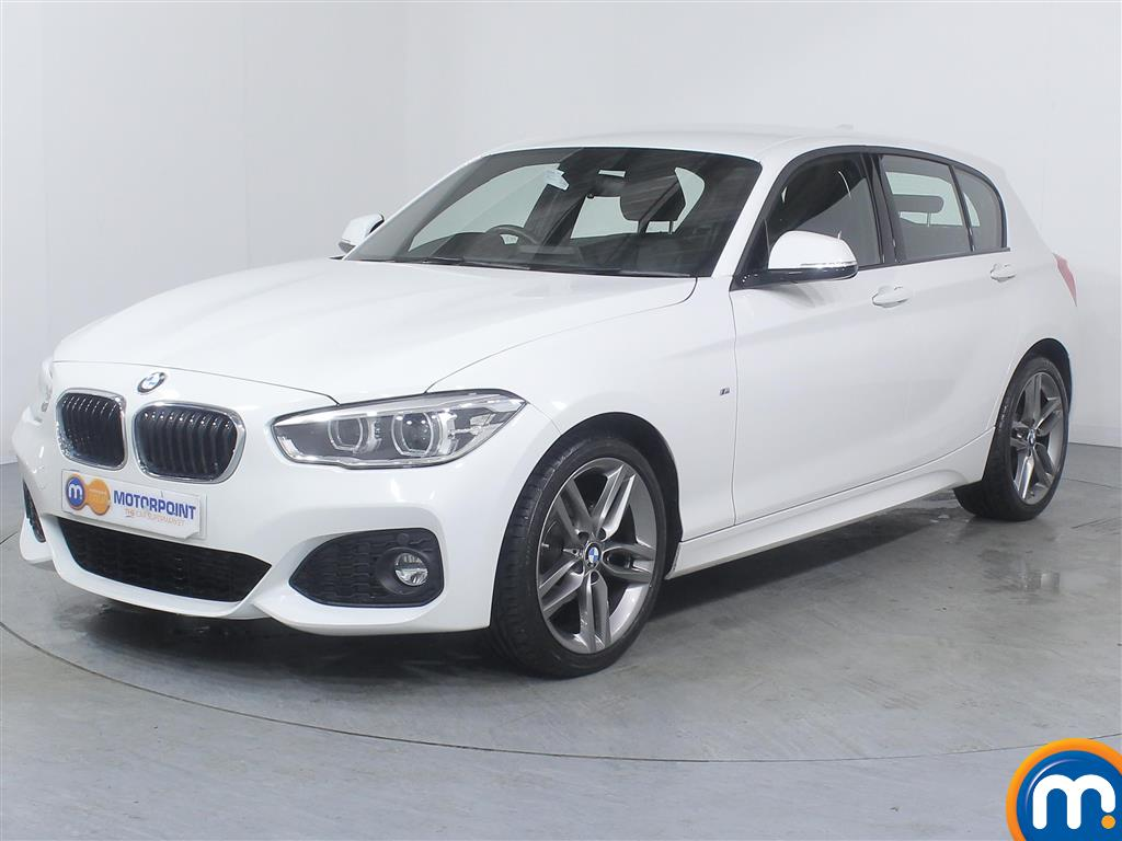 BMW 1 Series M Sport - Stock Number (965162) - Passenger side front corner