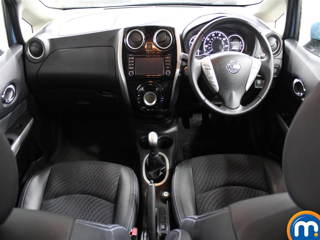 Nissan Note Tekna Manual Diesel Hatchback - Stock Number (963974) - 5th supplementary image