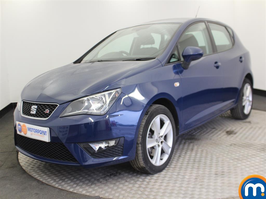 Seat Ibiza FR Technology - Stock Number (969294) - Passenger side front corner