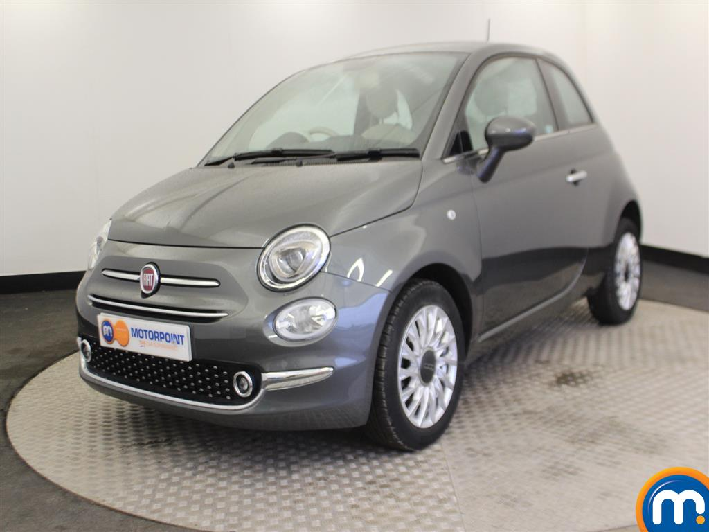 Fiat 500 Lounge - Stock Number (966299) - Passenger side front corner