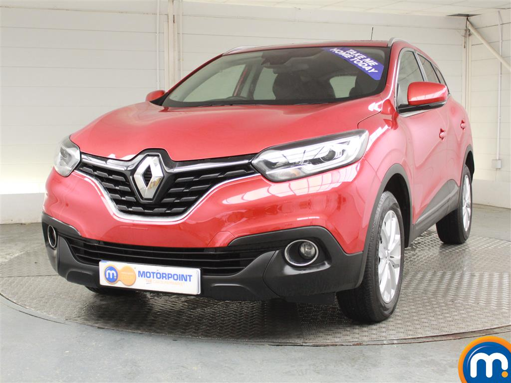 Renault Kadjar Dynamique Nav Manual Diesel Hatchback - Stock Number (965925) - Passenger side front corner