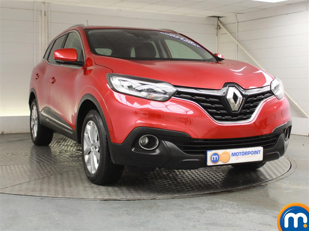 Renault Kadjar Dynamique Nav Manual Diesel Hatchback - Stock Number (965925) - Drivers side front corner